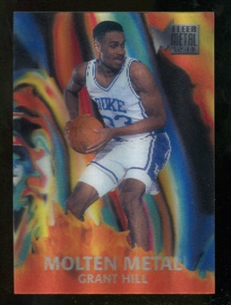 2012/13 Fleer Retro 96-97 Molten Metal #11 Grant Hill