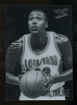 2012/13 Upper Deck Fleer Retro 97-98 Ultra Starring Role #5 Karl Malone