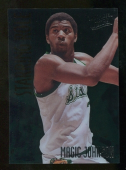 2012/13 Fleer Retro 97-98 Ultra Starring Role #6 Magic Johnson