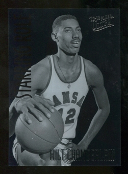 2012/13 Upper Deck Fleer Retro 97-98 Ultra Starring Role #8 Wilt Chamberlain