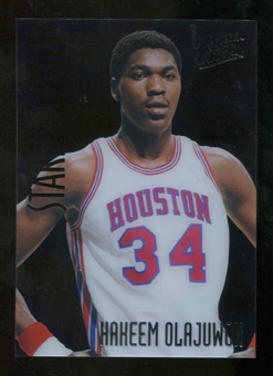 2012/13 Upper Deck Fleer Retro 97-98 Ultra Starring Role #9 Hakeem Olajuwon