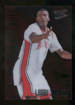 2012/13 Upper Deck Fleer Retro 97-98 Ultra Starring Role #15 Larry Johnson