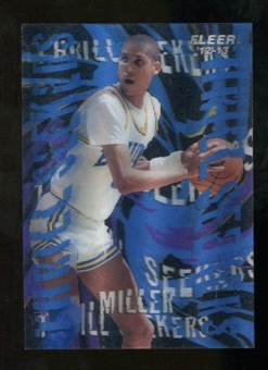 2012/13 Upper Deck Fleer Retro 96-97 Tradition Thrill Seekers #3 Reggie Miller