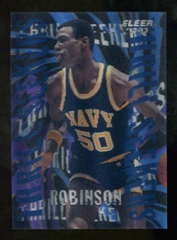 2012/13 Fleer Retro 96-97 Tradition Thrill Seekers #7 David Robinson