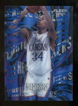 2012/13 Upper Deck Fleer Retro 96-97 Tradition Thrill Seekers #9 Paul Pierce