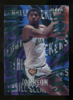 2012/13 Upper Deck Fleer Retro 96-97 Tradition Thrill Seekers #15 Magic Johnson