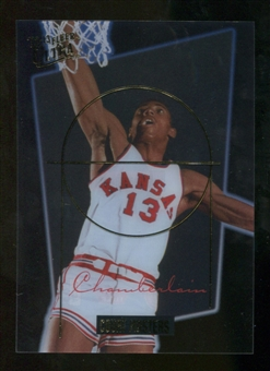 2012/13 Upper Deck Fleer Retro 97-98 Ultra Court Masters #7 Wilt Chamberlain