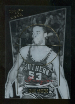 2012/13 Upper Deck Fleer Retro 97-98 Ultra Court Masters #19 Walt Frazier