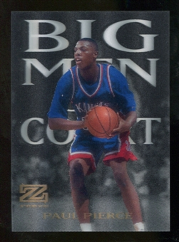 2012/13 Upper Deck Fleer Retro 97-98 Z-Force Big Men on Court #5 BMOC Paul Pierce