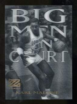 2012/13 Upper Deck Fleer Retro 97-98 Z-Force Big Men on Court #14 BMOC Karl Malone