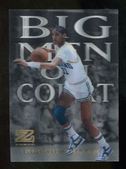 2012/13 Upper Deck Fleer Retro 97-98 Z-Force Big Men on Court #17 BMOC Reggie Miller
