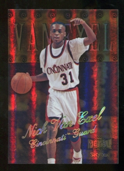 2012/13 Upper Deck Fleer Retro 98-99 Metal Universe Precious Metal Gems #98PM13 Nick Van Exel /50