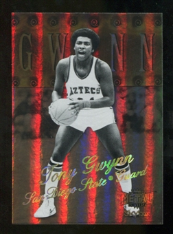 2012/13 Upper Deck Fleer Retro 98-99 Metal Universe Precious Metal Gems #98PM32 Tony Gwynn /50