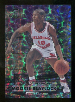 2012/13 Upper Deck Fleer Retro 97-98 Metal Universe Precious Metal Gems #97PM3 Mookie Blaylock /100