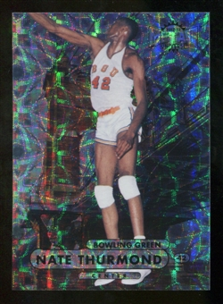 2012/13 Upper Deck Fleer Retro 97-98 Metal Universe Precious Metal Gems #97PM16 Nate Thurmond /100