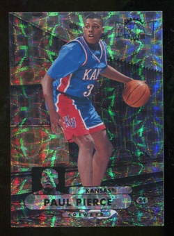 2012/13 Upper Deck Fleer Retro 97-98 Metal Universe Precious Metal Gems #97PM38 Paul Pierce /100