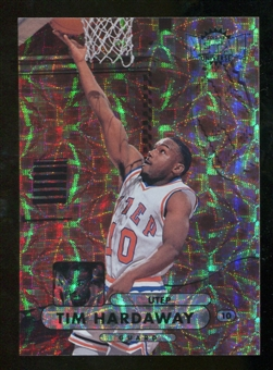 2012/13 Upper Deck Fleer Retro 97-98 Metal Universe Precious Metal Gems #97PM39 Tim Hardaway /100