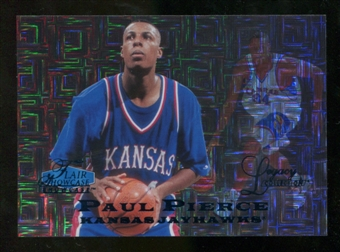 2012/13 Upper Deck Fleer Retro 97-98 Flair Legacy Row 0 #97FL3 Paul Pierce /100