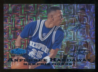2012/13 Upper Deck Fleer Retro 97-98 Flair Legacy Row 0 #97FL10 Anfernee Hardaway /100