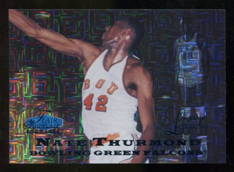 2012/13 Upper Deck Fleer Retro 97-98 Flair Legacy Row 0 #97FL13 Nate Thurmond /100