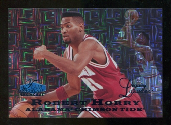 2012/13 Upper Deck Fleer Retro 97-98 Flair Legacy Row 0 #97FL20 Robert Horry /100