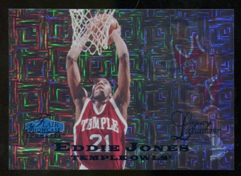 2012/13 Upper Deck Fleer Retro 97-98 Flair Legacy Row 0 #97FL24 Eddie Jones /100