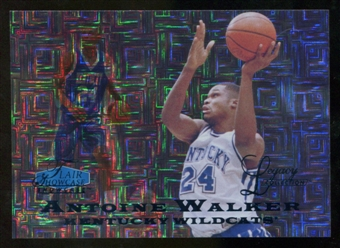 2012/13 Upper Deck Fleer Retro 97-98 Flair Legacy Row 0 #97FL25 Antoine Walker /100
