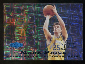 2012/13 Upper Deck Fleer Retro 97-98 Flair Legacy Row 0 #97FL37 Mark Price /100