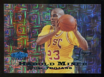 2012/13 Upper Deck Fleer Retro 97-98 Flair Legacy Row 0 #97FL41 Harold Miner /100