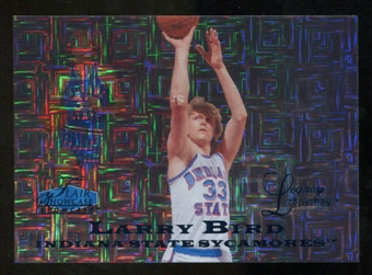 2012/13 Upper Deck Fleer Retro 97-98 Flair Legacy Row 0 #97FL43 Larry Bird /100