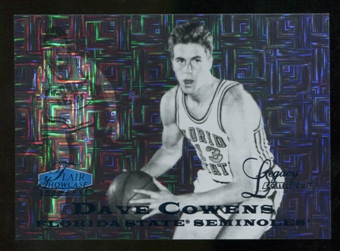 2012/13 Upper Deck Fleer Retro 97-98 Flair Legacy Row 0 #97FL50 Dave Cowens /100