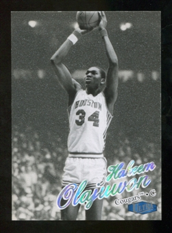 2012/13 Upper Deck Fleer Retro 97-98 Ultra #ULT15 Hakeem Olajuwon
