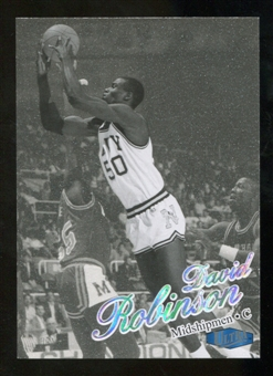 2012/13 Upper Deck Fleer Retro 97-98 Ultra #ULT17 David Robinson