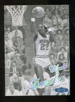 2012/13 Upper Deck Fleer Retro 97-98 Ultra #ULT19 Clyde Drexler