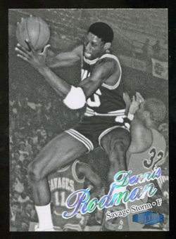 2012/13 Upper Deck Fleer Retro 97-98 Ultra #ULT29 Isiah Thomas