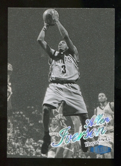 2012/13 Upper Deck Fleer Retro 97-98 Ultra #ULT33 Allen Iverson
