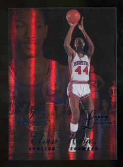 2012/13 Upper Deck Fleer Retro 96-97 Flair Legacy Row 1 #96FL13 Elvin Hayes /150