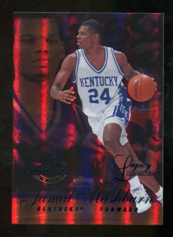 2012/13 Upper Deck Fleer Retro 96-97 Flair Legacy Row 1 #96FL15 Jamal Mashburn /150