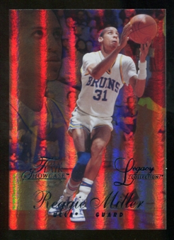 2012/13 Upper Deck Fleer Retro 96-97 Flair Legacy Row 1 #96FL27 Reggie Miller /150