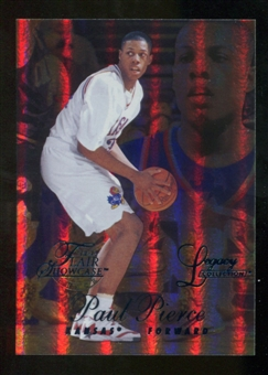 2012/13 Upper Deck Fleer Retro 96-97 Flair Legacy Row 1 #96FL33 Paul Pierce /150