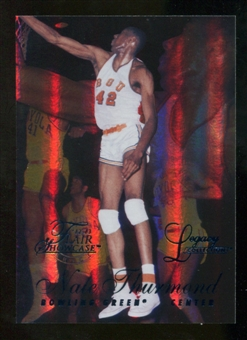 2012/13 Upper Deck Fleer Retro 96-97 Flair Legacy Row 1 #96FL36 Nate Thurmond /150