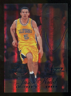 2012/13 Upper Deck Fleer Retro 96-97 Flair Legacy Row 1 #96FL39 Jason Kidd /150