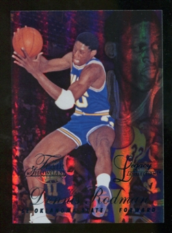 2012/13 Upper Deck Fleer Retro 96-97 Flair Legacy Row 1 #96FL40 Dennis Rodman /150