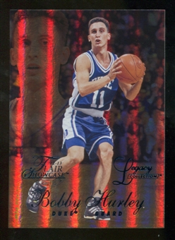 2012/13 Upper Deck Fleer Retro 96-97 Flair Legacy Row 1 #96FL46 Bobby Hurley /150