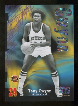 2012/13 Upper Deck Fleer Retro 97-98 Z-Force Super Rave #Z23 Tony Gwynn /50