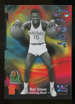 2012/13 Upper Deck Fleer Retro 97-98 Z-Force Super Rave #Z26 Hal Greer /50