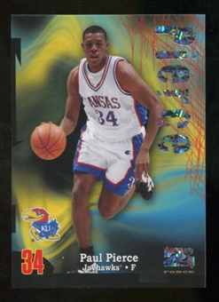 2012/13 Upper Deck Fleer Retro 97-98 Z-Force Super Rave #Z27 Paul Pierce /50