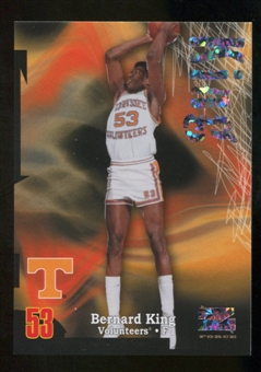 2012/13 Upper Deck Fleer Retro 97-98 Z-Force Super Rave #Z48 Bernard King /50
