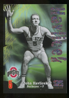 2012/13 Upper Deck Fleer Retro 97-98 Z-Force Rave #Z4 John Havlicek /399