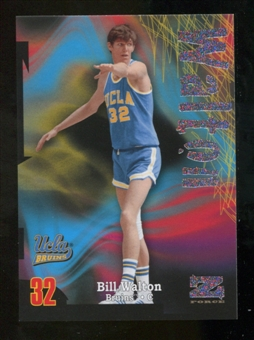 2012/13 Upper Deck Fleer Retro 97-98 Z-Force Rave #Z19 Bill Walton /399